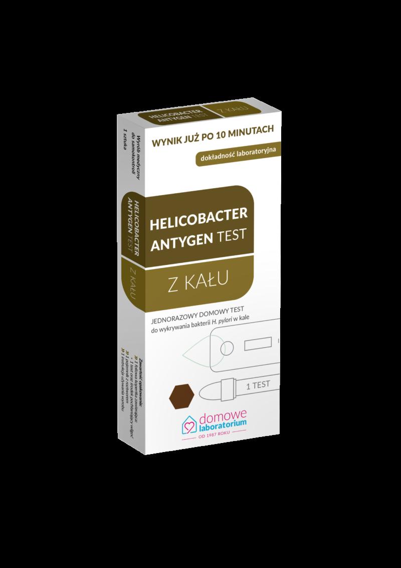 Helicobacter antygen test